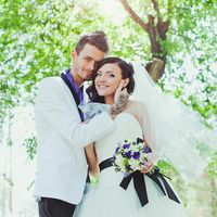 Свадебная фотосъемка. Жених и Невеста
