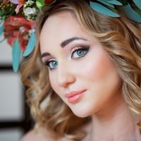 Макияж, прическа - Юлия Крамарова