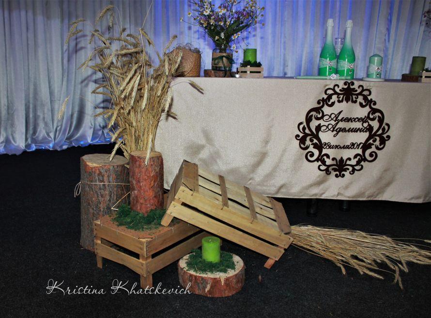 Фото 16368344 в коллекции Свадебный - Кристина Хацкевич - свадебный декоратор