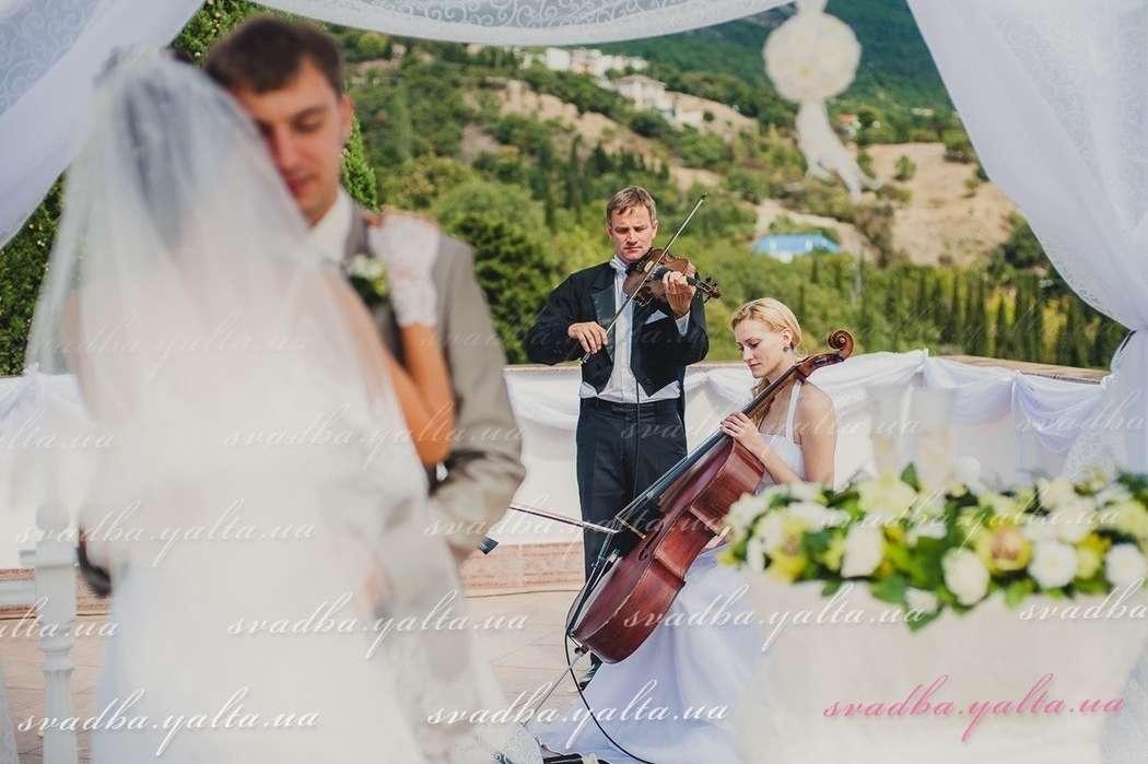 Фото 7505074 в коллекции Свадьба ДОТРОНУТЬСЯ ДО ОБЛАКОВ.Елизавета и Ярослав - Корпорация праздников Банзай в Ялте