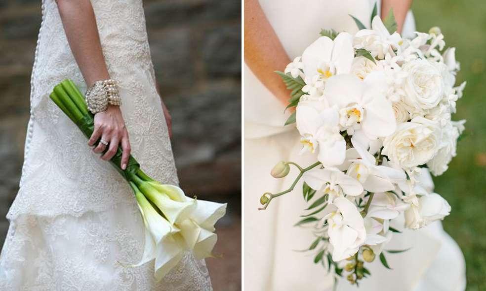 Цветы, нужные цветов в букете невесты значение