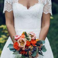 Яркая эко-свадьба