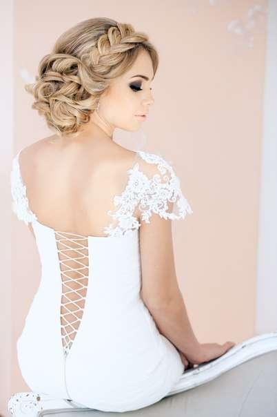Фото 2062380 в коллекции Свадебный образ -  Свадебный стилист Дарья Родионова