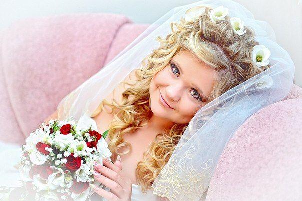 Фото 2062402 в коллекции Свадебный образ -  Свадебный стилист Дарья Родионова