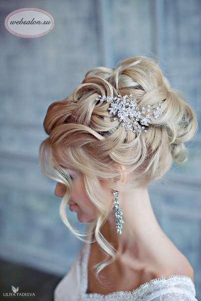 Фото 2062424 в коллекции Свадебный образ -  Свадебный стилист Дарья Родионова