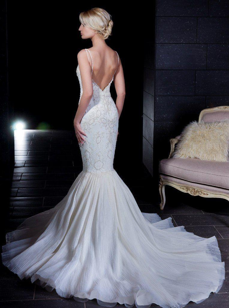 """Фото 2213096 в коллекции Коллекция """"Роскошная легкость"""" - Свадебный салон Wedding Passion"""