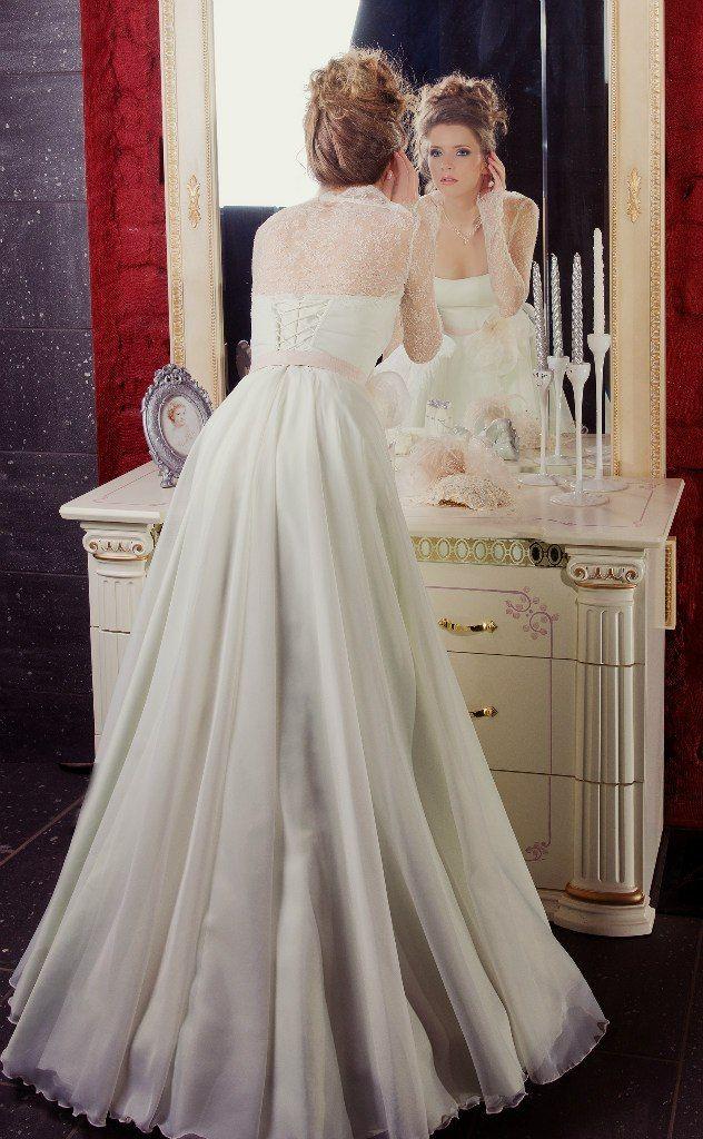 """Фото 2213164 в коллекции Коллекция """"Роскошная легкость"""" - Свадебный салон Wedding Passion"""