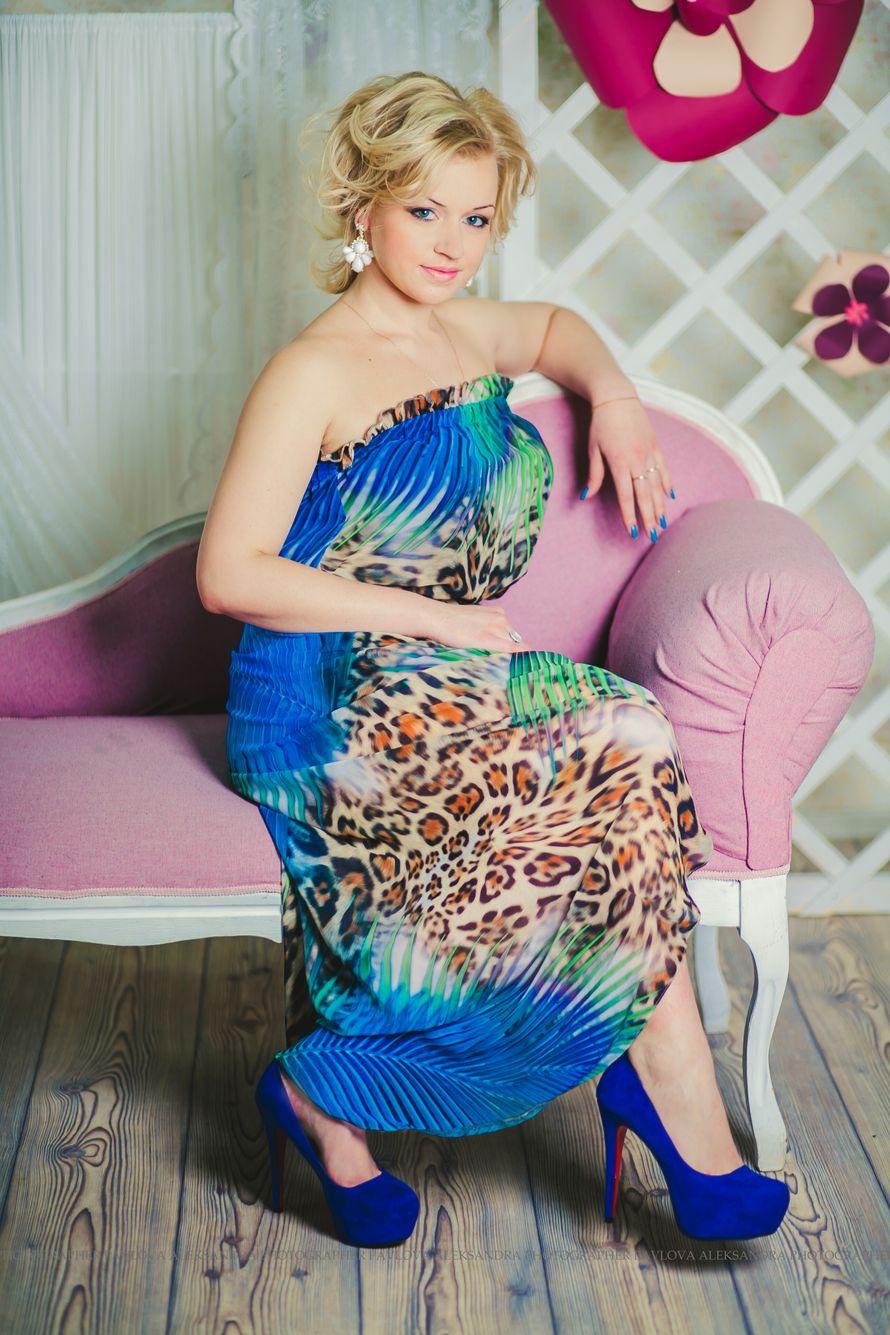 Фото 2184678 в коллекции Мои фотографии - Визажист-парикмахер Макеева Екатерина