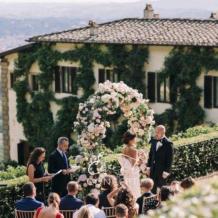 """Организация свадьбы в Италии """"под ключ"""""""