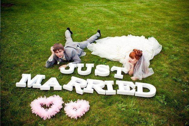 Надписи для свадьбы длясессии