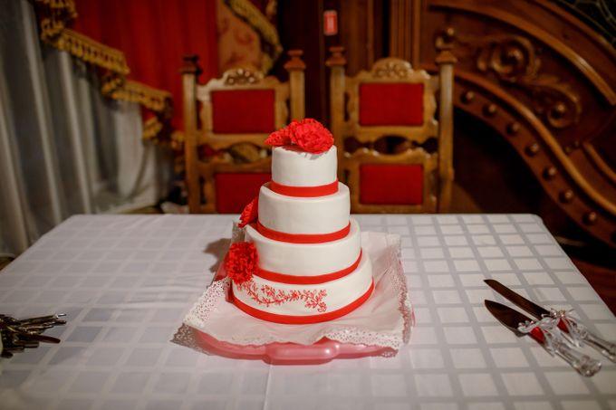 Цена на свадебные торты томска