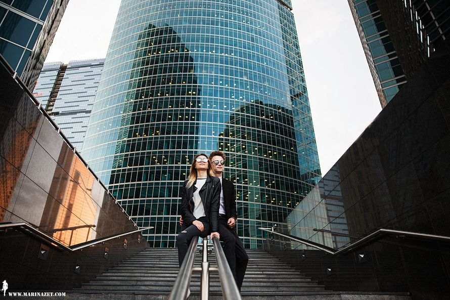 Москва сити фотосессия мужчина девушка модель китай работа