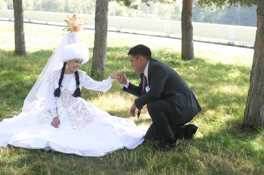 свадебное видео в усть-каменогорске она