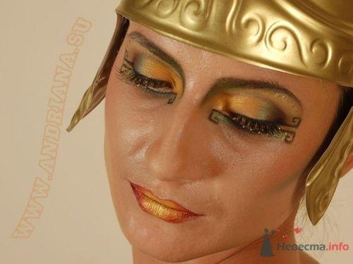 Богиня Афина . Наташа