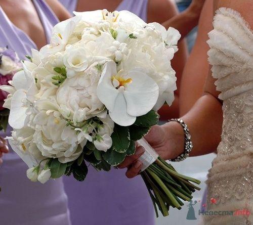 Фото 13966 в коллекции Мои фотографии - АртСалон - свадебная флористика