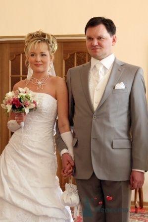 Фото 25659 в коллекции Свадьба А+А (25 апреля 2009) - Annet