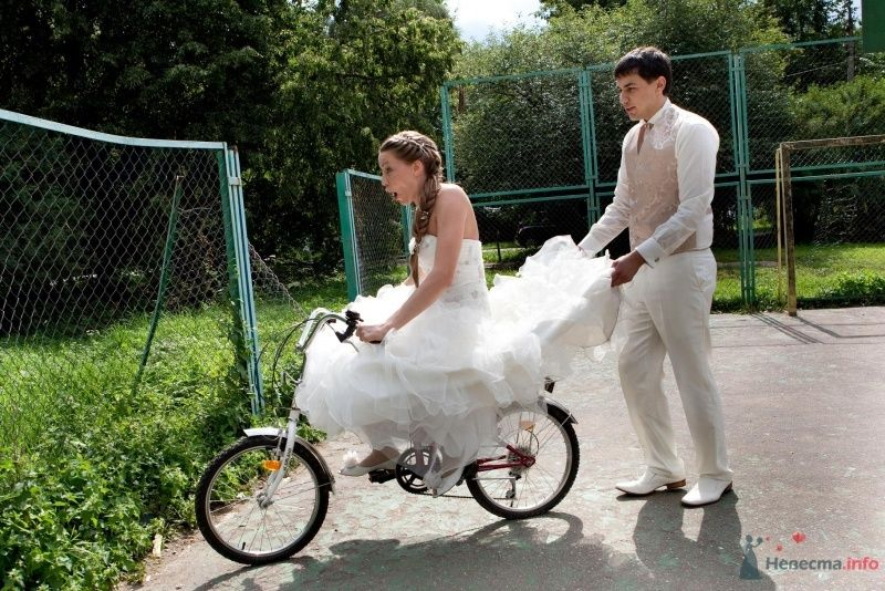 при съемке ни одной невесты не пострадало 8) - фото 64183 adya