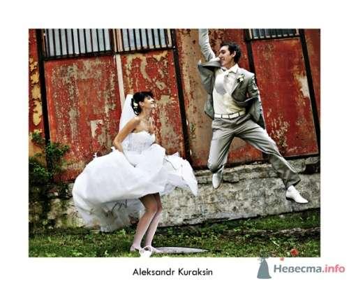 Фото 14538 в коллекции свадебные фотографии - Kuraksin Photo - фотоуслуги