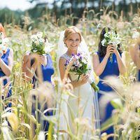 Цветы, Подружки невесты