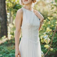 """Длинное платье в стиле """"бохо"""""""