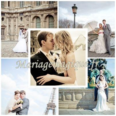 Волшебная свадьба в роскошном Городе Любви ! - фото 2501217 Mariage Magique, организация свадеб в Париже