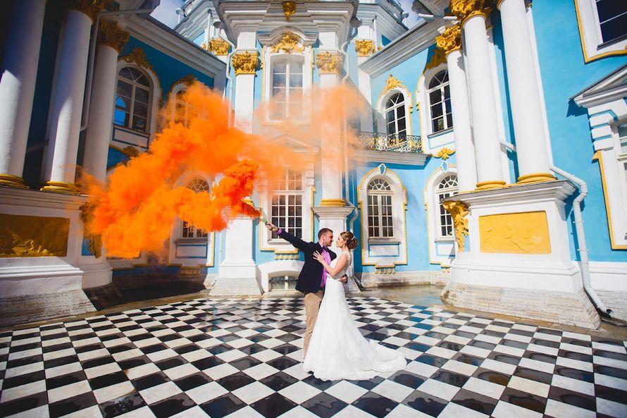 Файеры на свадьбе - фото 3671421 Фотограф Андрей Василисков
