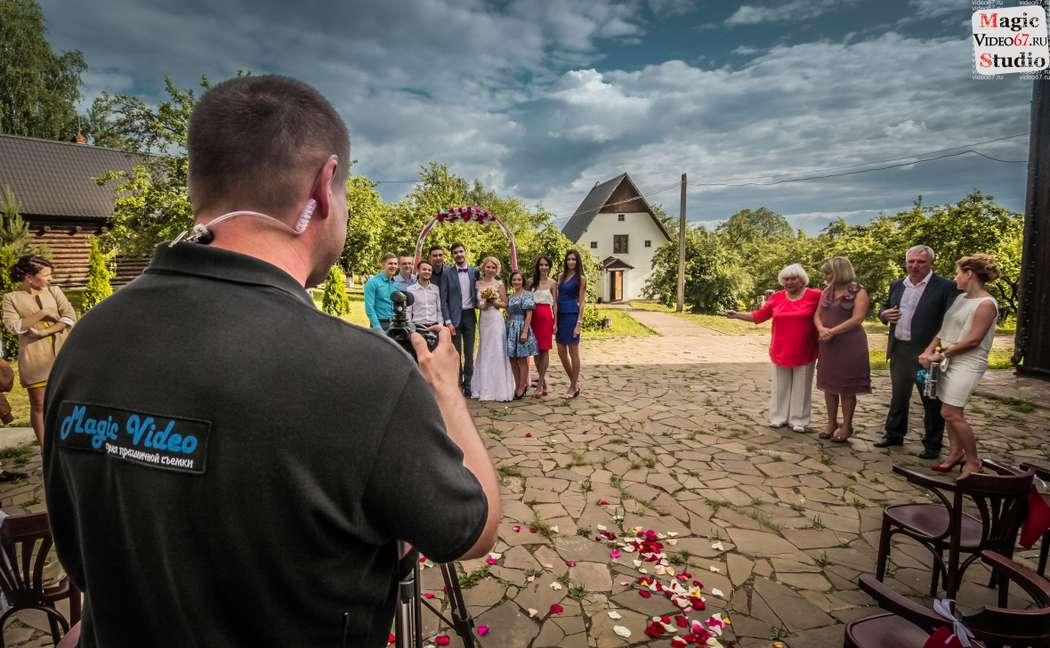 Фото 7382846 в коллекции Портфолио - Magic Video - cтудия свадебной съемки