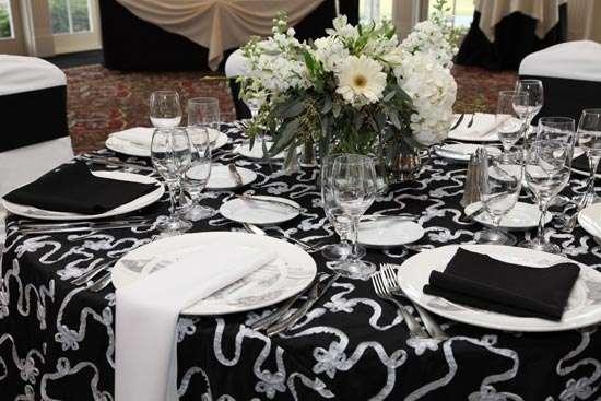 неизменно стильное сочетание белого и черного - фото 2277600 Perfect Wedding - организация незабываемых свадеб