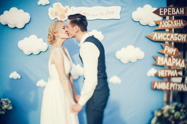 Фото 6911044 в коллекции Настя и Эдвард, Vintage Travel wedding - Студия флористики и декора LemLem