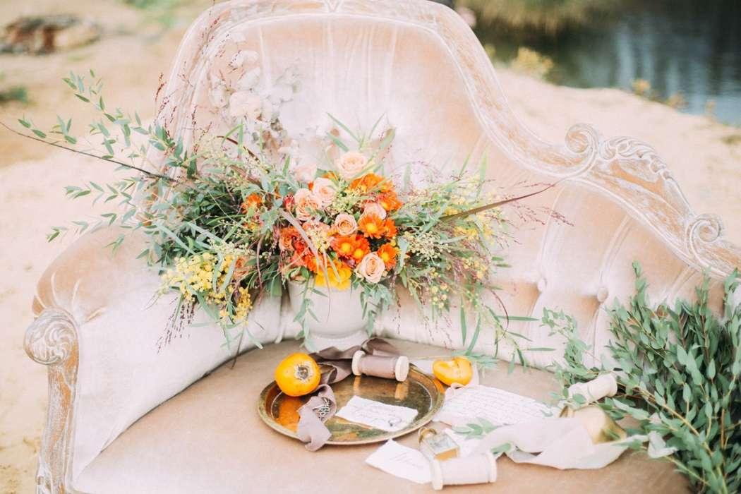 Фото 8922324 в коллекции Осень рисует акварелью, inspiration - съемка - Студия флористики и декора LemLem
