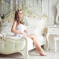 Утро невесты  Визажист Катерина Челак http://  Модель Анастасия Корбакова