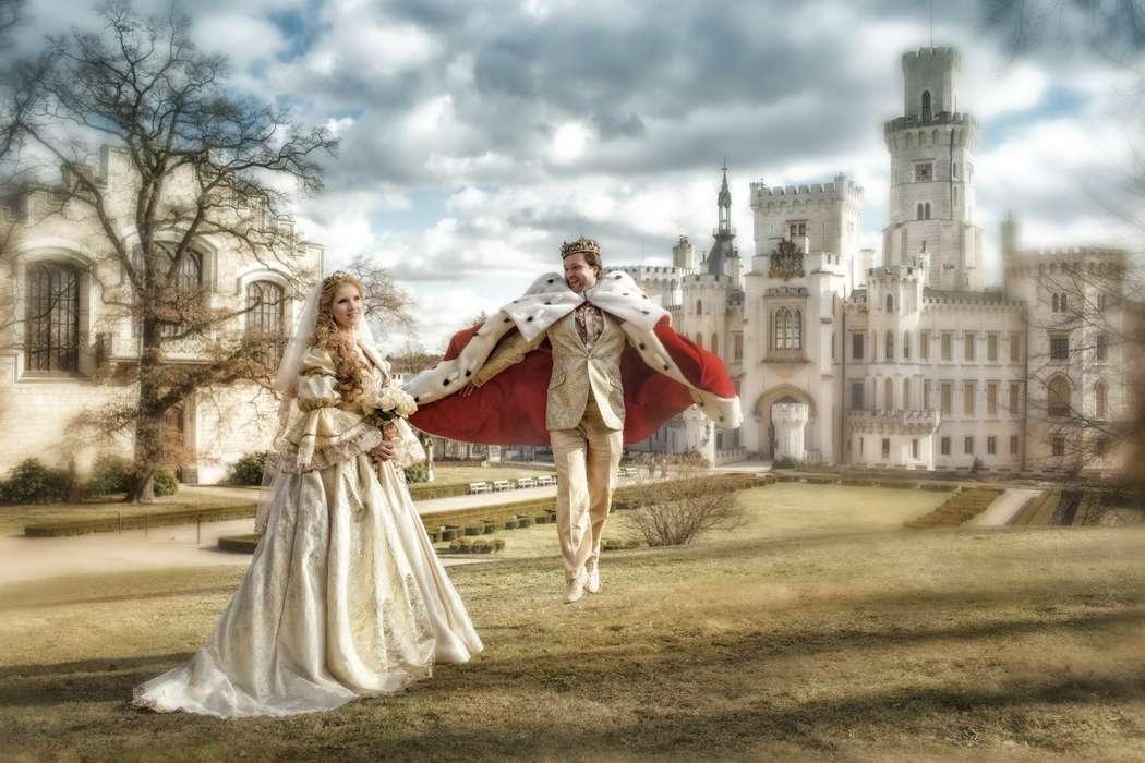 """Фото 3800441 в коллекции Портфолио - """"Luxe svadba"""" - свадьба в Чехии"""