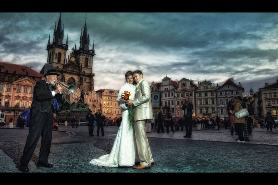 """Фото 3800511 в коллекции Портфолио - """"Luxe svadba"""" - свадьба в Чехии"""