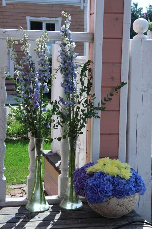 Элементы декора на террасе - фото 2250478 Green Umbrella - флористика и декор