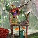 Детали фото зоны в стиле бохо. Яркие цвета, перья, ретро элементы в декоре создают запоминающийся образ.