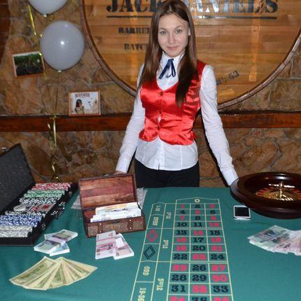 Выездное казино - рулетка