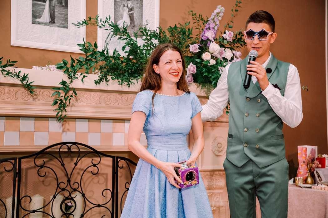 """Фото 16430042 в коллекции Ivan & Anastasia """"Wedding in Russia"""" - Ведущий Клиновский Константин"""