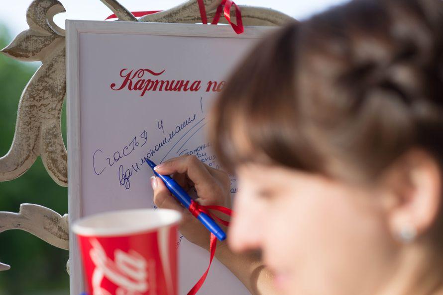 """Фото 2926077 в коллекции Свадьба в стиле Кока-Кола - Свадебная студия """"Айвори"""", оформление"""