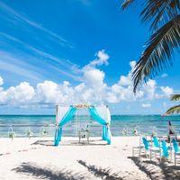 Свадьба в октябре! Пляж Амор Анастасия и Владимир. #свадьбавдоминикане #доминикана #церемониявдоминикане #grandlovewedding