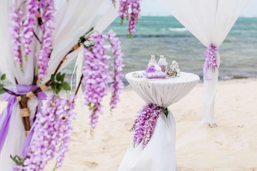 Свадьба в Доминикане  - фото 17215686 Агентство Grandlove wedding