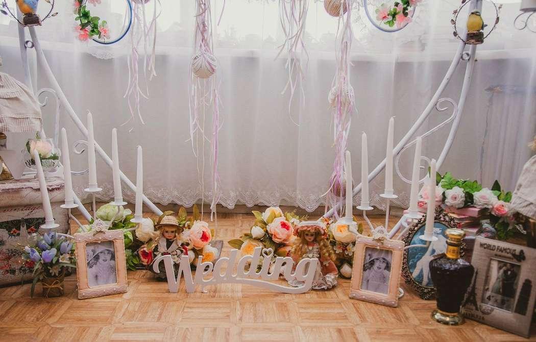"""Фото 2260730 в коллекции Выездная регистрация - Студия свадебного декора """"Антураж"""""""