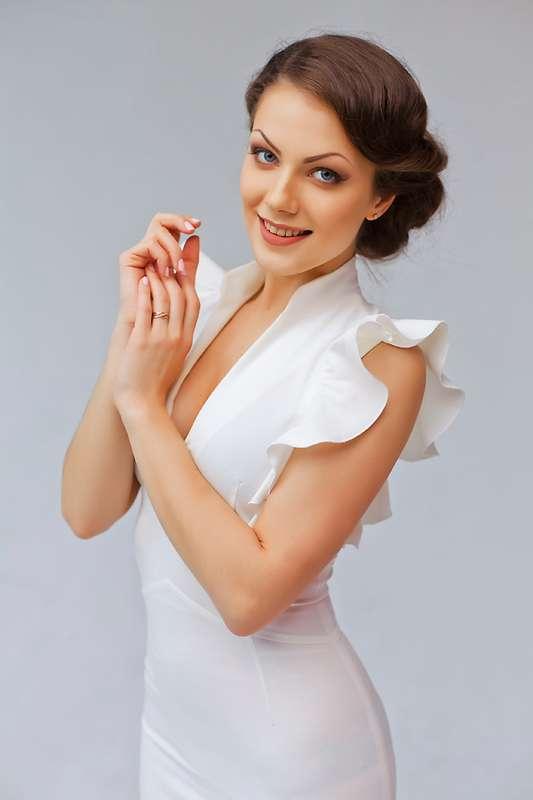 Фото 2415299 в коллекции Мои Невесты и прекрасные клиентки - Стилист-визажист Катрина Петренко