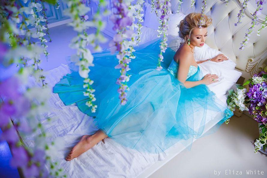 сочный, яркий, свадебный, низкий пучок, косы, сексуальный, чувственный, принцесса - фото 4635303 Стилист-визажист Катрина Петренко