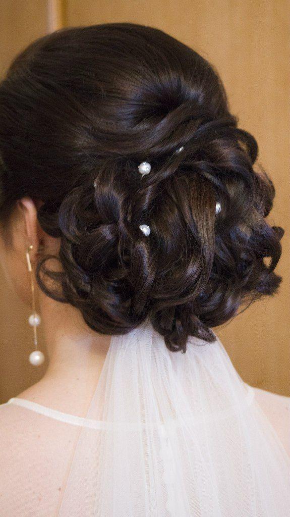 прическа на волосах длинны каре - фото 5695689 Стилист-визажист Катрина Петренко