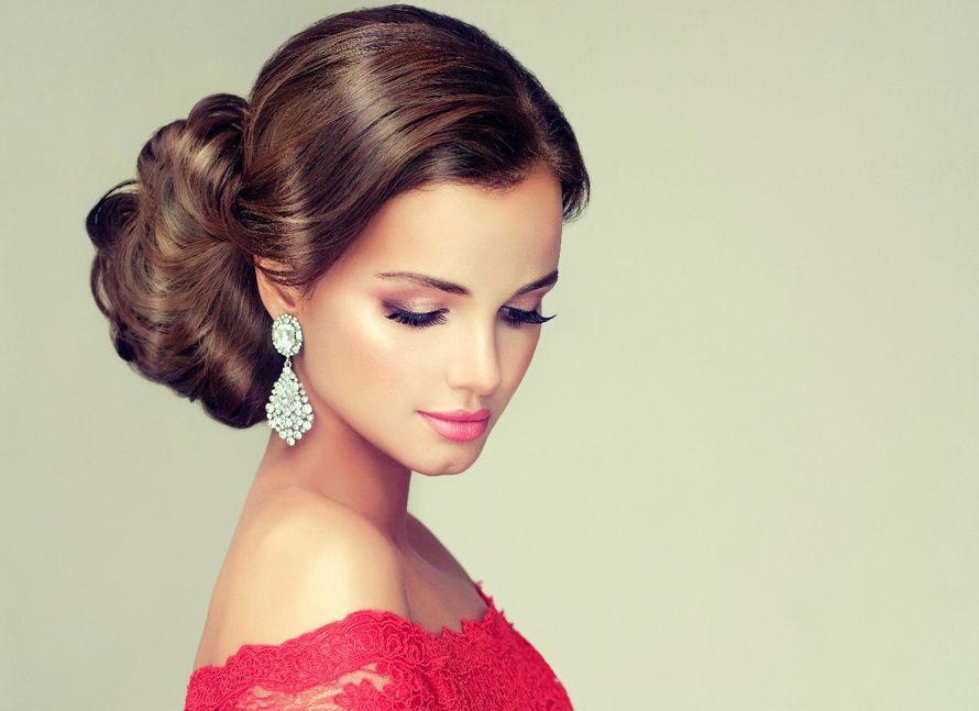 брюнетка, свежий макияж, розовые тона, есстественный - фото 10172892 Стилист-визажист Катрина Петренко