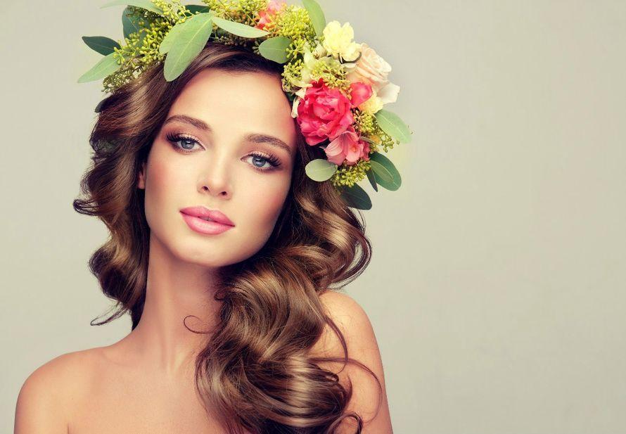 брюнетка, свежий макияж, розовые тона, есстественный - фото 10172898 Стилист-визажист Катрина Петренко