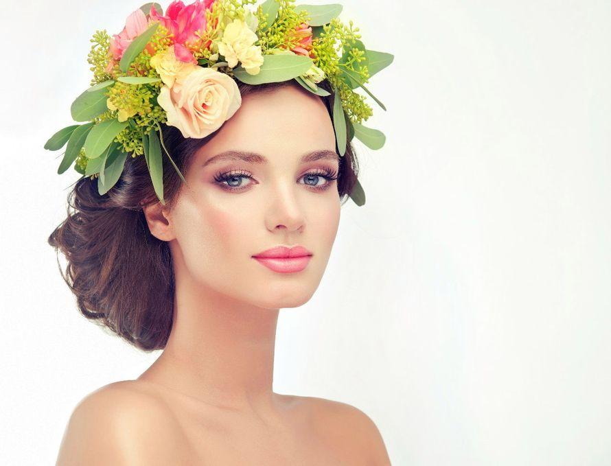 брюнетка, свежий макияж, розовые тона, есстественный - фото 10172900 Стилист-визажист Катрина Петренко