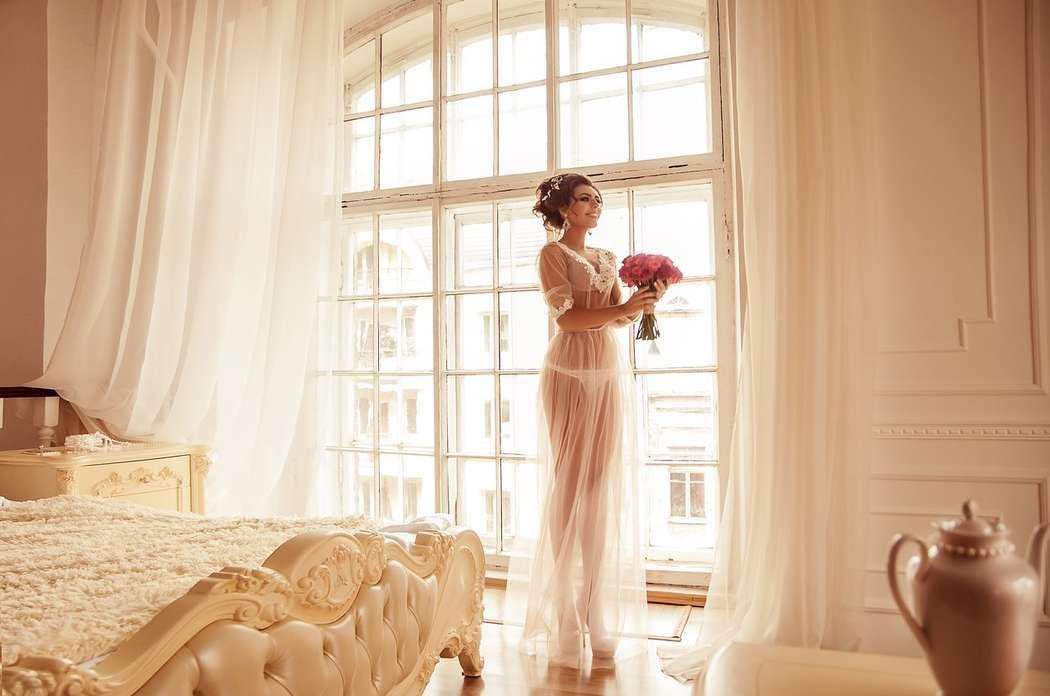 утро невесты - фото 11401154 Стилист-визажист Катрина Петренко