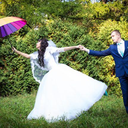 Свадебная съёмка пакет «Люкс»