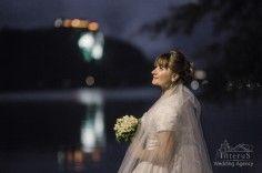 Фото 5387517 в коллекции Бело-голубая свадьба на Небесной террасе - Агентство Интерус - свадьбы в Словении